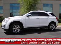 This is one Sharp Chevy Equinox LTZ!! It was Bought
