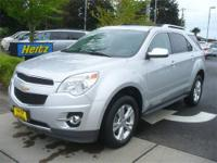 This 2012 Chevrolet Equinox LTZ is offered to you for