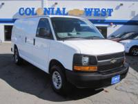 2012 Chevrolet Express 2500 Work Van Our Location is: