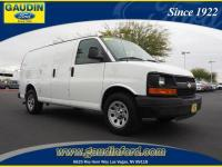 This 2012 CHEVROLET EXPRESS CARGO G1500 WT has received