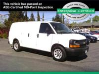 CHEVROLET Express Cargo is a great work vehicle! This
