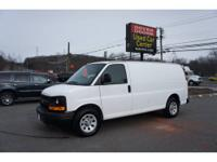 Great work van with low miles! Almost new!! Come check