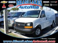 2012 Chevrolet Express Cargo Cargo Van 2500 Our