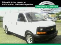 2012 Chevrolet Express Cargo Van RWD 1500 135 Our
