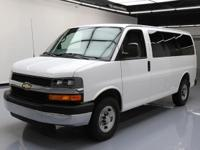 This awesome 2012 Chevrolet Express comes loaded with