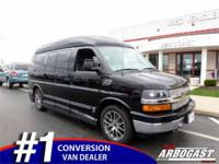 Dave Arbogast is the #1 Conversion Van Dealer in the