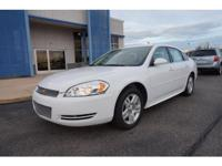 This 2012 Chevrolet Impala LT might just be the sedan