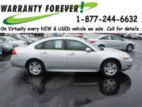 2012 Chevrolet Impala 4 Dr Sedan LT Fleet Our Location