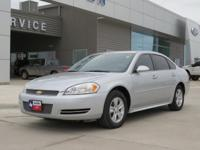 2012 CHEVROLET IMPALA 4dr Car LS Our Location is: