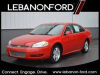 This 2012 Impala LT Fleet might be the one for you!