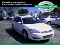 2012 Chevrolet Impala 4dr Sdn LT Fleet Our Location is: