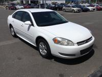 CARFAX One-Owner. Clean CARFAX. White 2012 Chevrolet