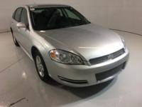 New Price! Clean CARFAX. 2012 Chevrolet Impala LS FWD *
