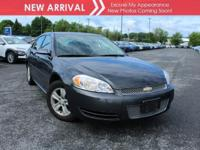 New arrival! 2012 Chevrolet Impala LS Fleet! 96,196
