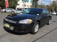 Flex Fuel! In a class by itself! This 2012 Impala is