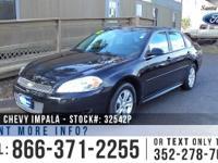 2012 Chevrolet Impala LS Fleet *** Still under Service
