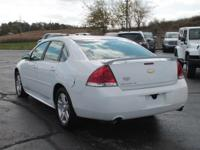 Options:  2012 Chevrolet Impala Lt Fleet|Lt Fleet 4Dr