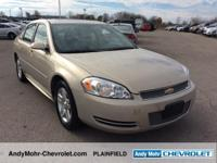 Chevrolet Impala  Clean CARFAX  **Moonroof / Sunroof**,
