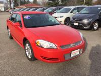 Options:  2012 Chevrolet Impala Lt|Local Trade In|Very