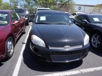 2012 Chevrolet Impala LT  Clean CARFAX.  30/18