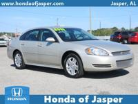 Options:  2012 Chevrolet Impala 4Dr Sdn Lt Fleet|Front