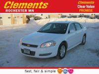 Options:  2012 Chevrolet Impala Lt|Front Wheel