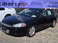 Just traded in, 2012 Impala sedan with great equipment