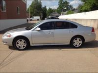 Options:  2012 Chevrolet Impala Lt Retail|Lt 4Dr