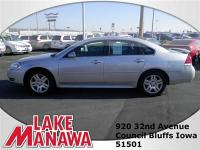 Vehicle Comments This Chevrolet Impala LTZ has a new,