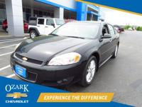 SUNROOF, Heated Seats, Remote Start, Leather, Impala