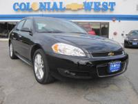 2012 Chevrolet Impala LTZ Our Location is: Colonial