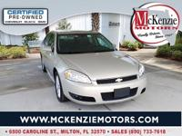Clean Autocheck, Leather, and Local Trade. Impala LTZ,