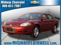 2012 CHEVROLET IMPALA SEDAN 4 DOOR LT Our Location is: