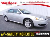 2012 CHEVROLET IMPALA SEDAN 4 DOOR LTZ Our Location is: