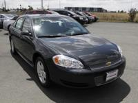 This impressive example of a 2012 Chevrolet Impala LT