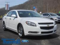 Win a steal on this 2012 Chevrolet Malibu LT w/2LT