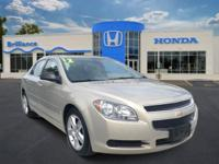 2012 Chevrolet Malibu 4dr Car LS w/1LS Our Location is: