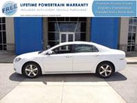 Lifetime Powertrain Warranty Included With This