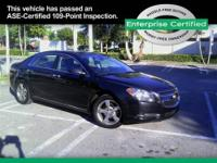 2012 Chevrolet Malibu 4dr Sdn LT w/1LT Our Location is: