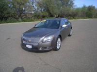 LTZ w/2LZ trim. Chevrolet Certified. Moonroof, Heated