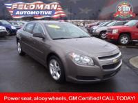 2012 Chevrolet Malibu LS - BLUETOOTH - SATELLITE RADIO
