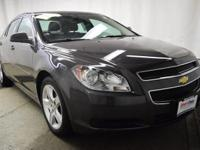 Check out this gently-used 2012 Chevrolet Malibu we
