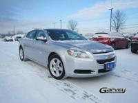 The 2012 Chevrolet Malibu is offered in the LS trim