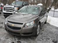Options:  2012 Chevrolet Malibu Ls 4Dr Sedan|Bronze|If