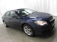 2012 Chevrolet Malibu LS in Blue... Don't let the