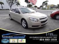 Options:  2012 Chevrolet Malibu Ls 4Dr Sedan|Beige|At