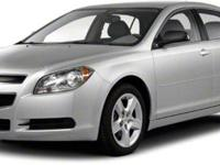 Come see this 2012 Chevrolet Malibu LS w/1FL. It has a