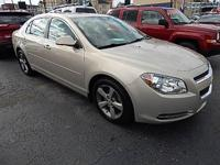 The used 2012 Chevrolet Malibu in Uniontown, PA is
