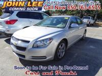 LOADED WITH FEATURES! This 2012 Chevrolet Malibu LT 1LT