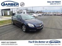2012 Chevrolet Malibu 1LT! Featuring a 2.4L 4 cyls and